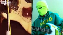 """MonoNeon + Eric Gales - """"Block Out The Sun"""" (from Dunlop Sessions)"""
