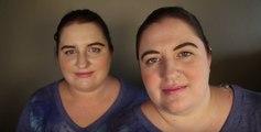 Almost Identical Twin Strangers- Ambra & Jennifer