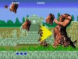 Altered Beast (1988) - Sega Genesis / Megadrive walkthrough