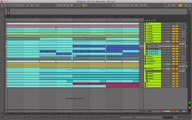 Ableton Live Electro House Template (Wah wah)