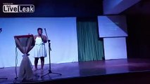 Caprice sings At Last by Etta James