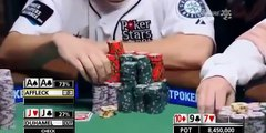 Poker Can Be Brutal