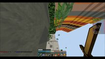 minecraft thebridge: Making tunnel to thier nexus.