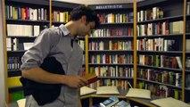 Imagefilm des Studiengangs Buchhandel/Verlagswirtschaft der HTWK Leipzig
