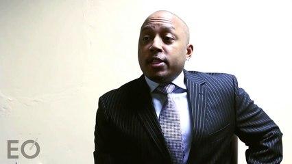 Entrepreneurs' Organization - BackStage with Daymond John