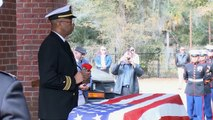 Marine Corps Medal of Honor Recipient Honored in Beaufort, S.C.