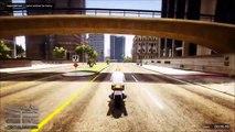 Deux stunt en moto facile a réaliser GTA Online