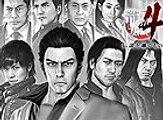 Yakuza 4 - Ingame, ambientación