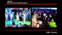Gospel Music Festivals in Birma ( Myanmar) with evangelist Mattheus van der Steen