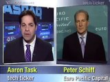 Peter Schiff - Food Inflation And Economic Crisis, Collapse of the US Dollar Hyperinflation