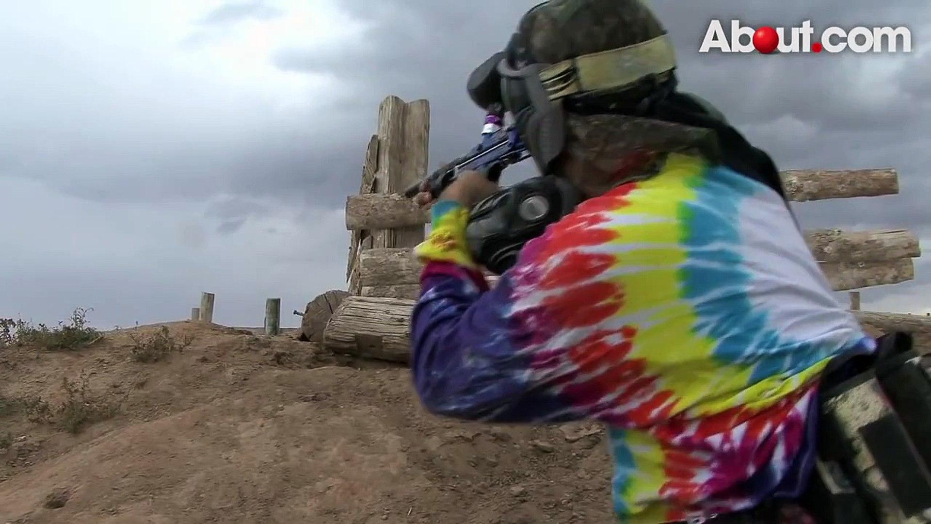 Electronic Vs Mechanical Paintball Guns Video Dailymotion