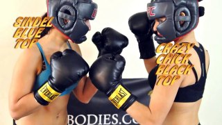Wrestling Women Real Boxing 2015 Very Tuff fight