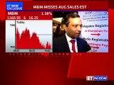 Pawan Goenka On M&M's Weak August Tractor Sales