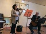 M2U02019 Trio de professeurs, guitare, piano et violon, tango, fête de la musique à Scy Chazelles le 21 06 2015