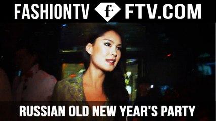 Happy Russian Old New Year Celebration @ I Love F. Cafe Vienna | FTV.com