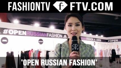 The 'Open Russian Fashion' Happening at Milan Fashion Week | FTV.com