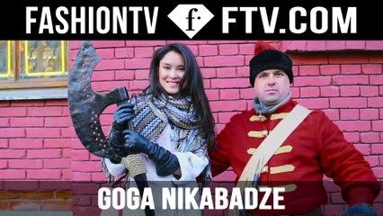 Maria Mogsolova Prepares for Mercedez Benz Fashion Week Moscow | FTV.com