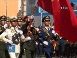 La méga parade chinoise qui commémore la fin de la seconde guerre mondiale