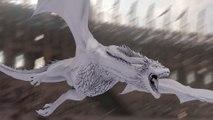 Rhythm & Hues Studios Game of Thrones Animating Dragon Ep 02 - CGI VFX Breakdown
