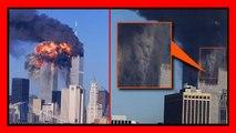 11 settembre, foto spaventosa dell'attacco alle Torri Gemelle