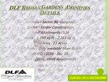 DLF Regal Gardens - 3/4BHK Luxury Apartments by DLF - DLF Regal Gardens Sector 90, Gurgaon Price , Review, @ 01166765060