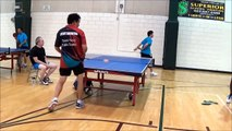 Best Table Tennis Shot EVER!!!