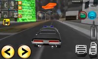 Cartoon about police car  Police car cartoon for children  Crime City Real Police Driver
