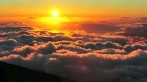 Haleakalā sunrise to sunset, time lapse