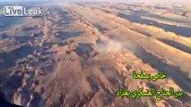 Iraqi air force EC-635 in action near Tikrit