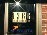 Silicon-based solar cell technology  by 1366 Technologies