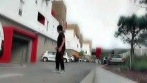 VFX TEST - Effet de vitesse, effet FLASH (After effects)