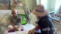 """7yo with Cancer sings """"Fight Song""""; In Tearjerking Video - Rachel Platten Cover"""