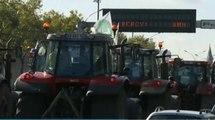 La manifestation des agriculteurs à Paris, à travers nos JT