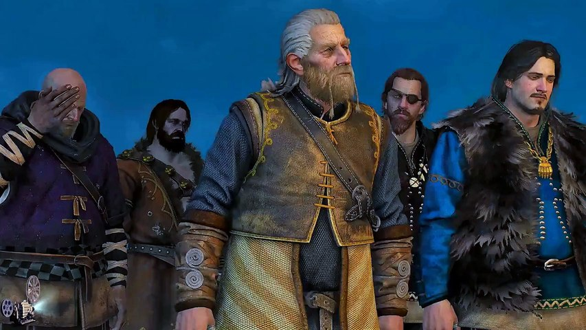 The Witcher 3 Wild Hunt PC-Birna Bran's Fate (Spoiler)