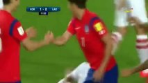 South Korea vs Laos 8-0 All Goals and Highlights (Asia World Cup Qualification) 2015