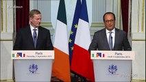 Le direct de la Présidence de la République (REPLAY) (2015-09-03 15:45:05 - 2015-09-03 15:51:44)
