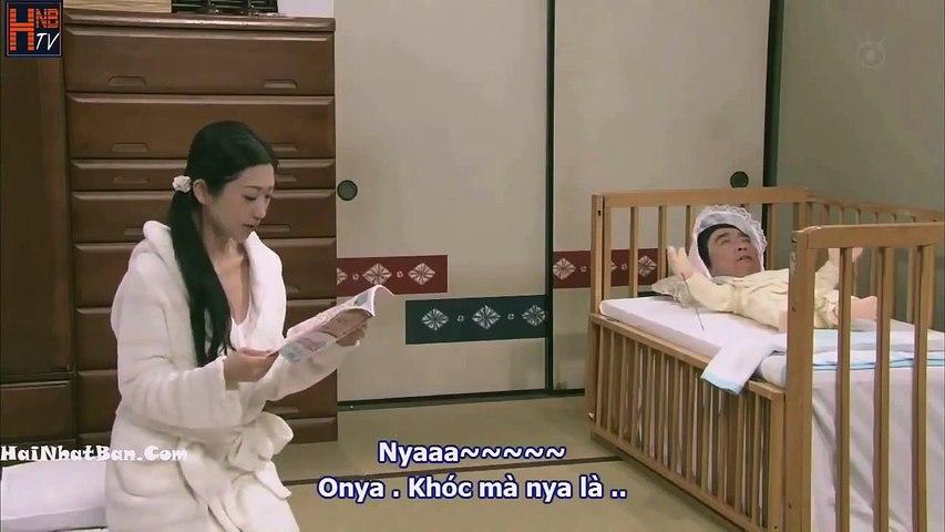 Hài Nhật siêu bựa Baby thèm sữa vietsub | Godialy.com
