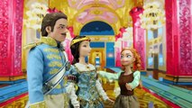 Elsa & Anna Have a Brother when Their Parents are Shipwrecked and Saved. DisneyToysFan