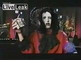 """Marilyn Manson Does """"Marilyn Poppins""""  in Death Metal"""