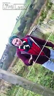 Livestock electric fences do carry electric you know!