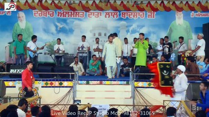 Teri Saunh | Bapu Lal Badshah Ji Mela 2015 | Feroz Khan | Nakodar Mela 2015 | Punjabi Live Program