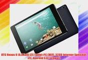 HTC Nexus 9 89 Zoll LTE TabletPC WiFi 32GB interner Speicher LTE Android 50 schwarz
