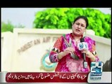 News Point With Asma Chaudhry - 3rd September 2015