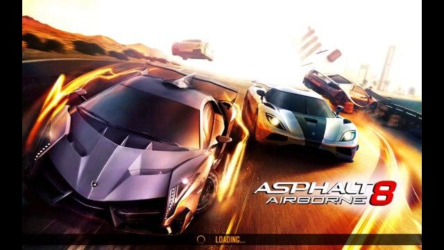 Asphalt 8 Gameplay