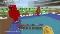 Minecraft (Xbox 360) - OLYMPIC GAMES w  Big B statz & Subscribers #1 - HURDLES