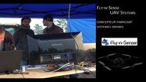 CARUS UAV swarm - December 2011
