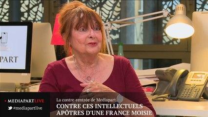 Vidéo de Arlette Farge