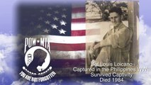 Army Air Force and United States Air Force Weather Prisoners of War tribute