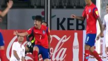 8-0 South Korea vs Laos |Full HIGHLIGHTS HD | Asia World Cup Qualification | 03.09.2015