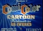 The Three Bears UB Iwerks ComiColor